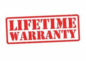 Lifetime Warranty-2