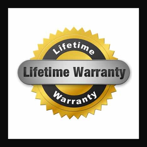 Lifetime Warranty 35